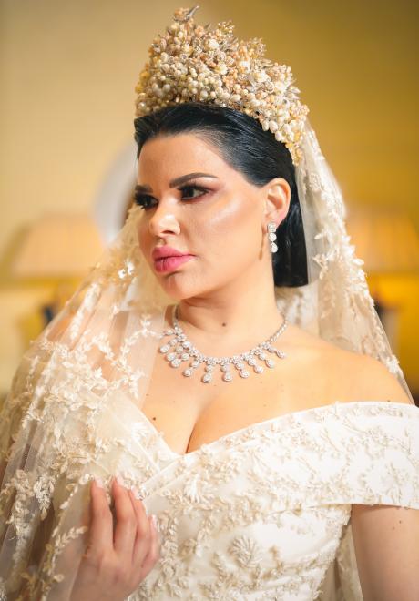 Lara Abdallat and Ali Bibi Wedding 13