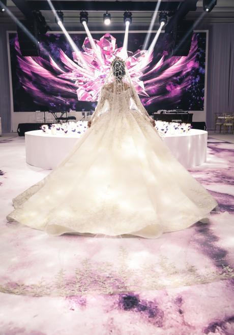 Lara Abdallat and Ali Bibi Wedding 1