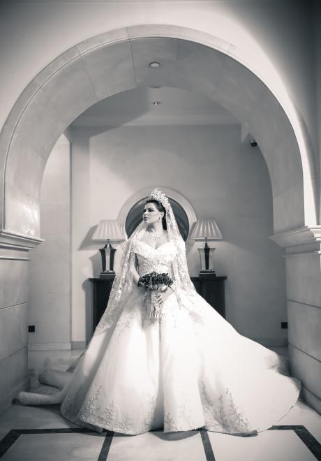 Lara Abdallat and Ali Bibi Wedding 2