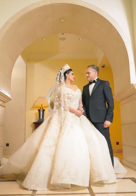Lara Abdallat and Ali Bibi Wedding 3