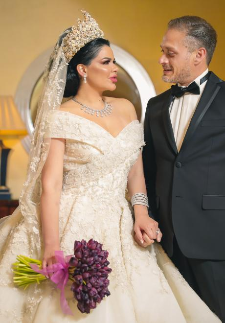 Lara Abdallat and Ali Bibi Wedding 4