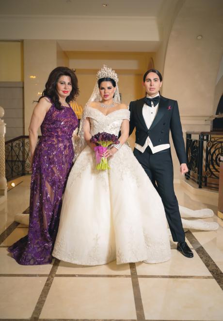 Lara Abdallat and Ali Bibi Wedding 5