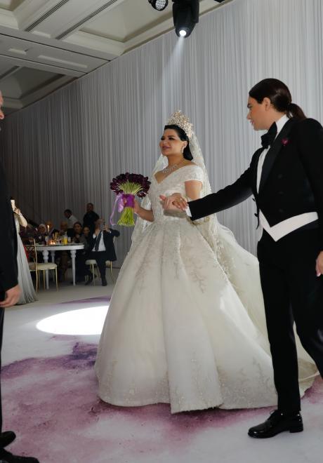 Lara Abdallat and Ali Bibi Wedding 6
