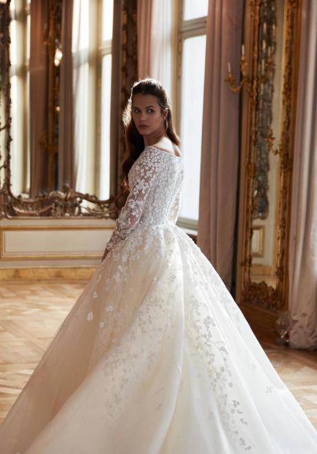 The Elie Saab Spring 2019 Wedding Dress Collection