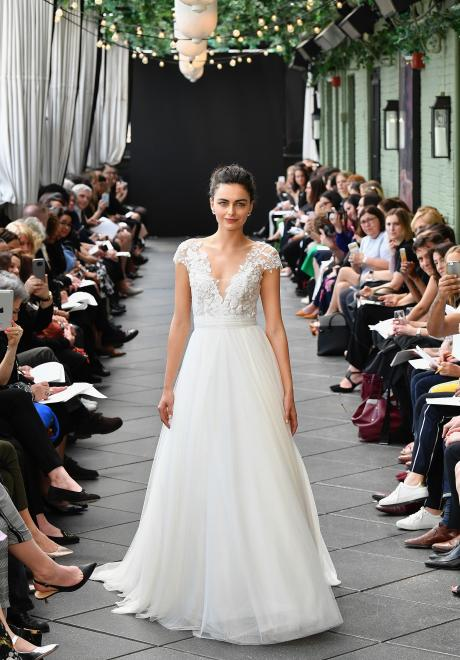 The 2019 Spring Wedding Dress Collection by Amsale