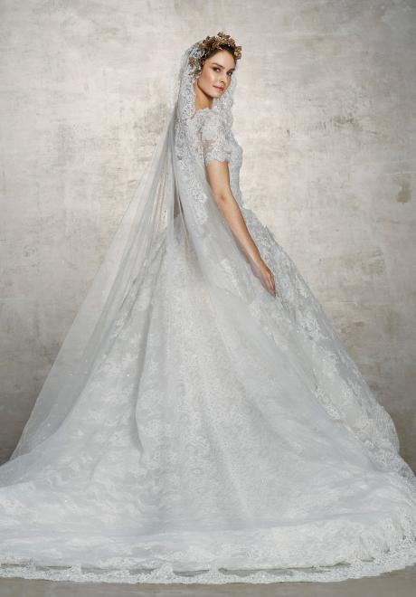 The 2019 Spring Wedding Dress Collection by Marchesa