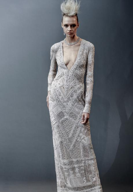 The 2019 Spring Wedding Dress Collection by Naeem Khan