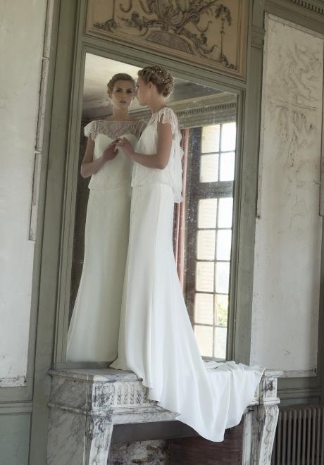 أحدث فساتين الزفاف لعام 2019 من سيمبالين