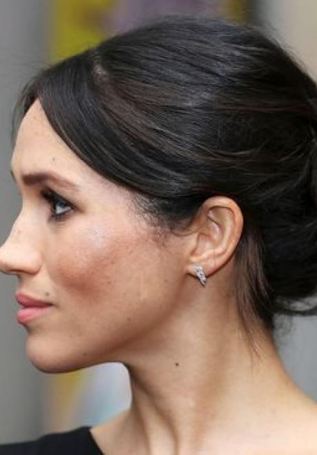 Your Bridal Hair Inspired by Meghan Markle