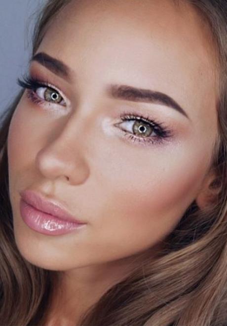 aa20bf62e6f7 2018 Summer Bridal Makeup Looks | Arabia Weddings