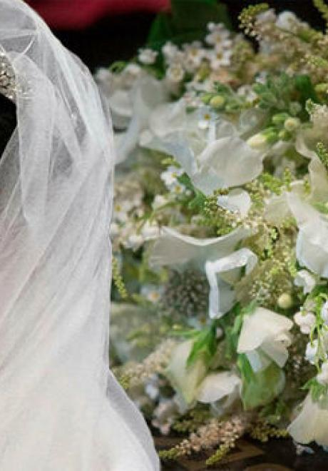 Your Wedding Bouquet Inspired by Meghan Markle