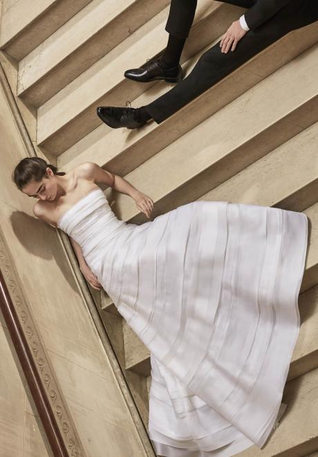 The Spring 2019 Wedding Dress Collection by Carolina Herrera
