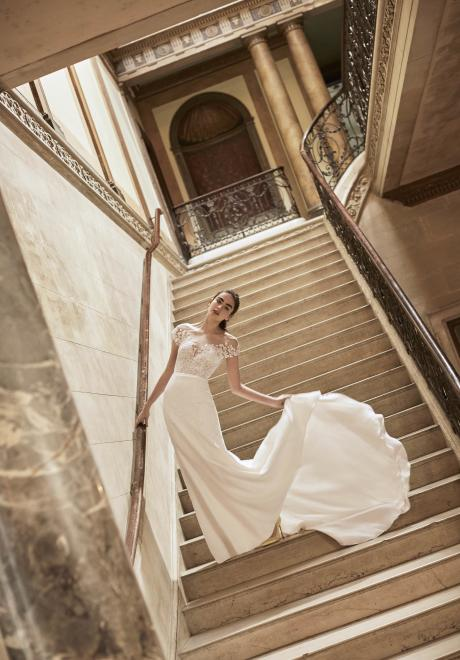 The Spring 2019 Wedding Dress Collection by Carolina Herrera
