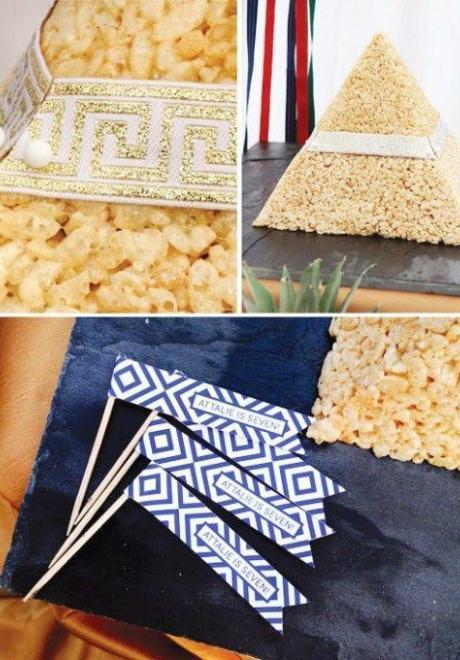 Egyptian Wedding Theme