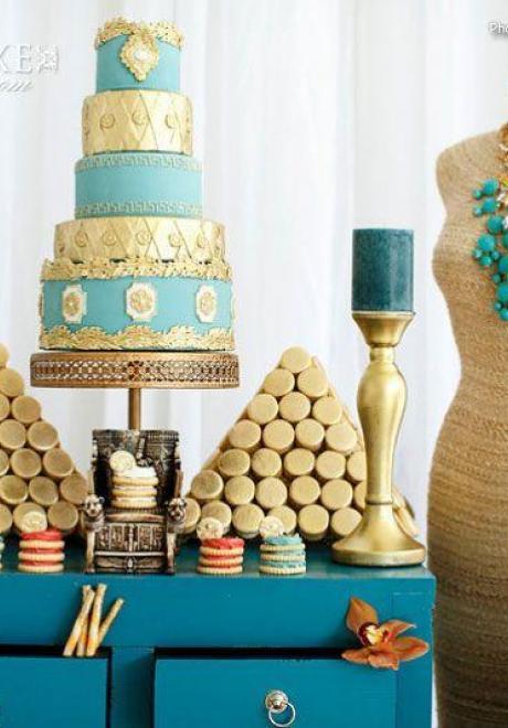 Egyptian Wedding Theme 1