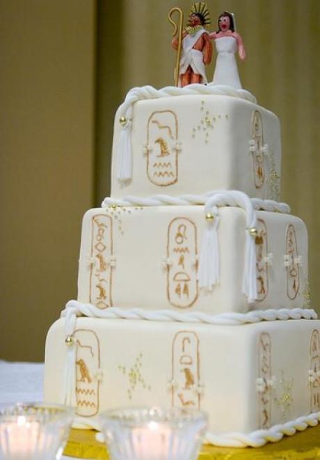 Egyptian Wedding Theme 4