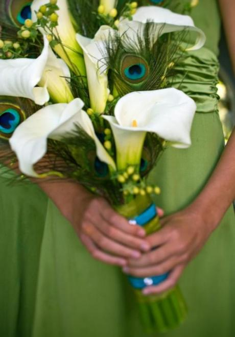 Cala Lily Wedding Theme 1