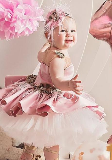 Flower Girl Dress 6