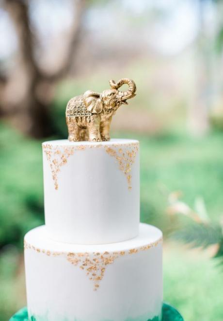 Indian Wedding Cake 1