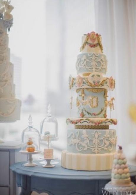 Baroque Wedding Theme 14