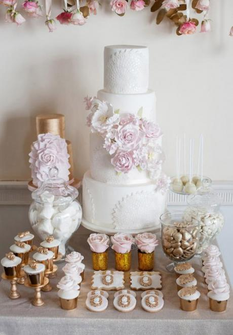 Baroque Wedding Theme 10
