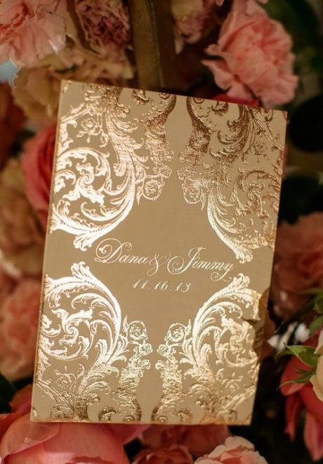 Baroque Wedding Theme 12