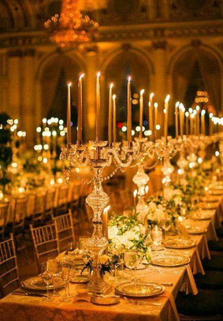 Baroque Wedding Theme