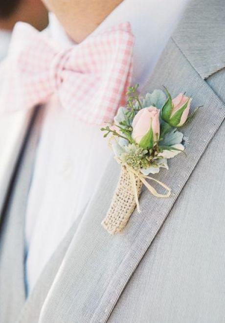 Groom Bow Tie 9