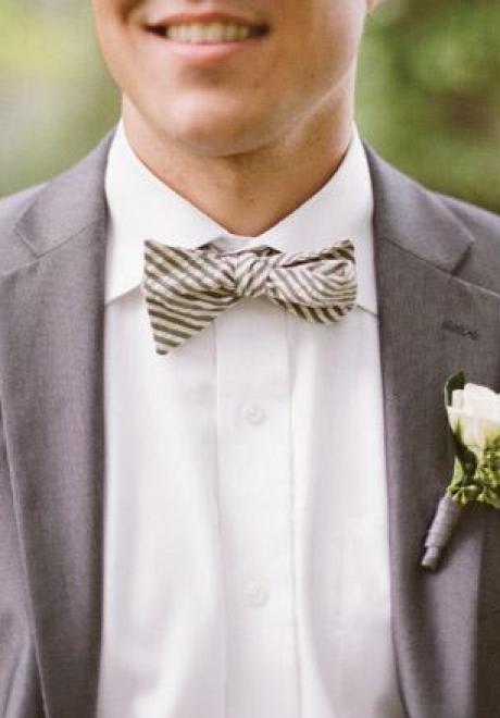 Groom Bow Tie 10