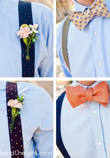 Groom Bow Tie 11