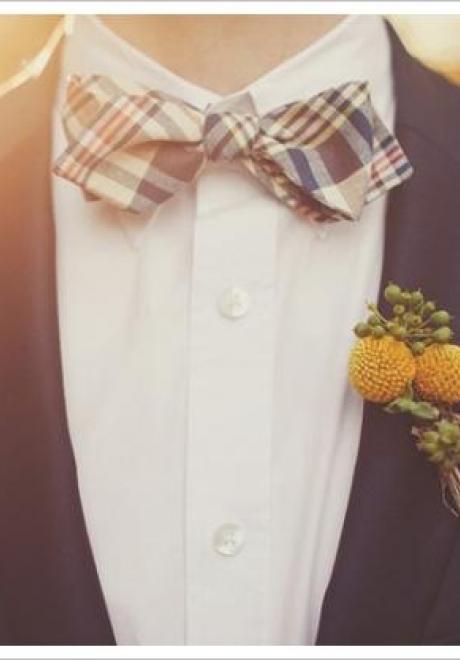 Groom Bow Tie 13
