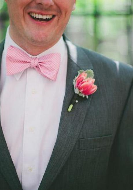 Groom Bow Tie 14