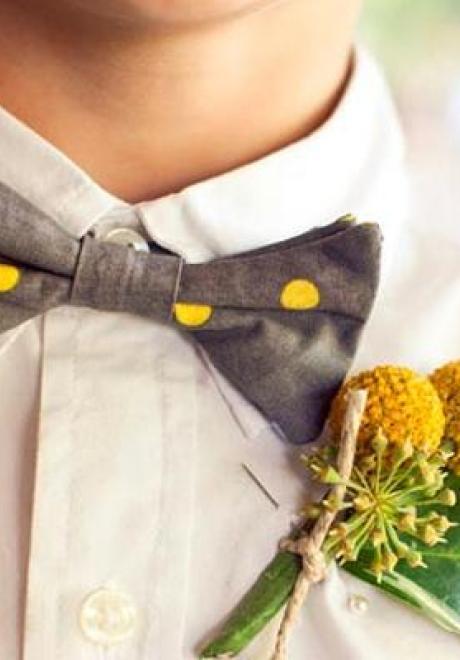 Groom Bow Tie 16
