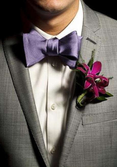 Groom Bow Tie 18