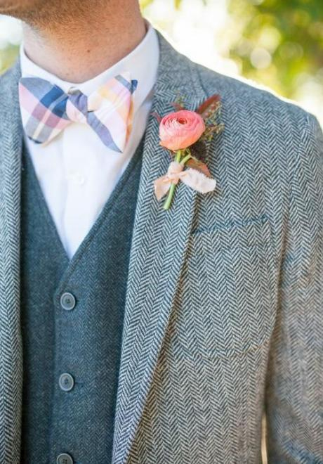 Groom Bow Tie 19
