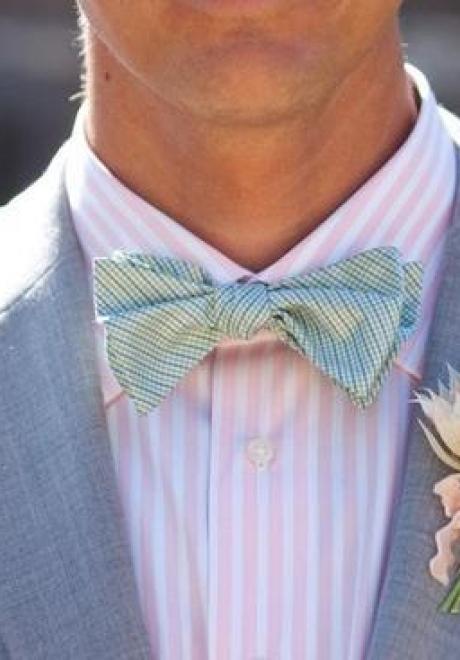 Groom Bow Tie 2