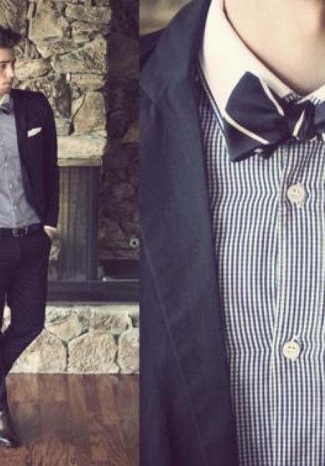 Groom Bow Tie 3