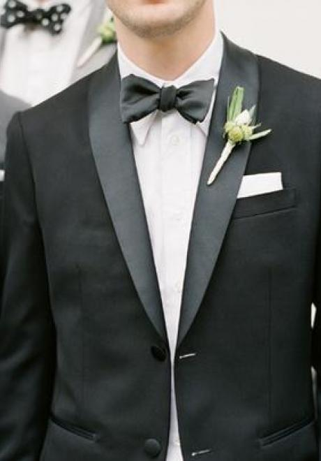 Groom Bow Tie 5