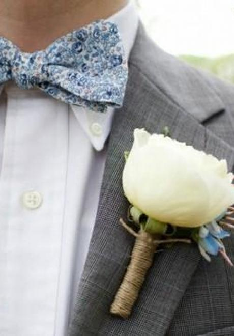 Groom Bow Tie 6