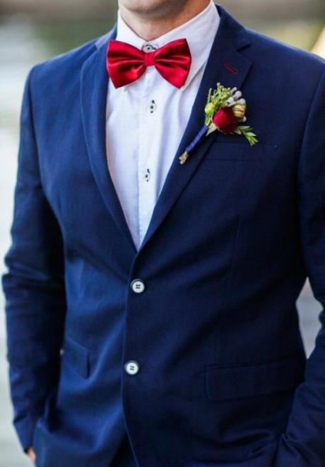 Groom Bow Tie 7