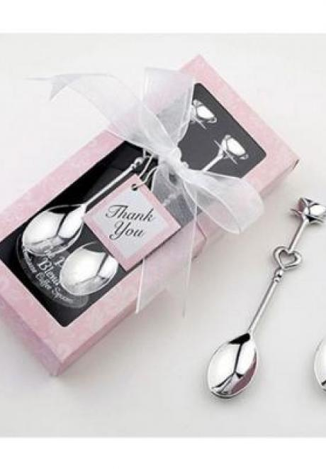 Coffee Spoon Wedding Favor