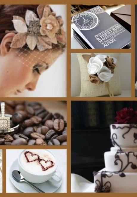 Coffee Wedding Theme 1