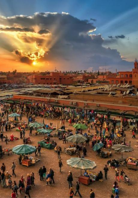 Marrakesh Honeymoon 4