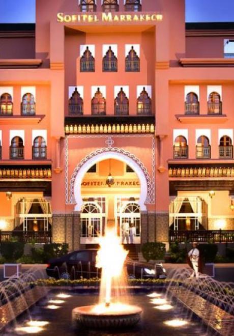 Marrakesh Honeymoon 7