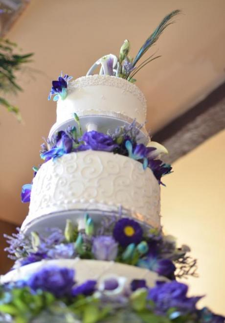 Peacock Wedding Theme 10