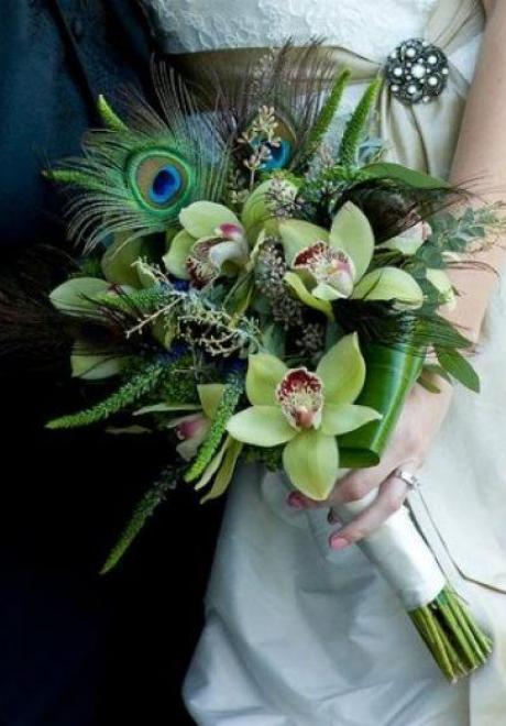 Peacock Wedding Theme 3