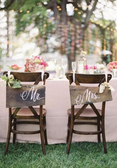 Rustic Chic Wedding Theme 7