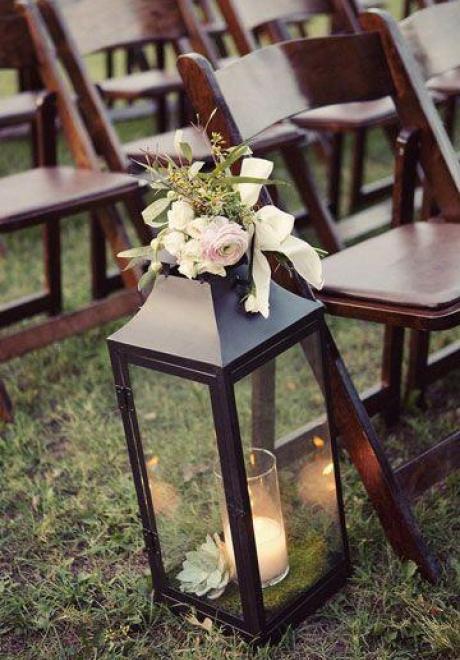 Rustic Chic Wedding Theme 13