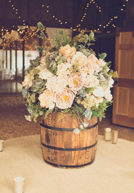 Rustic Chic Wedding Theme 14