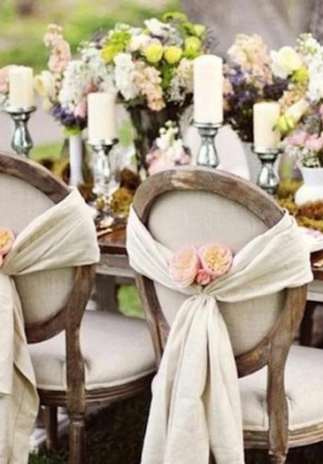 Rustic Chic Wedding Theme 2